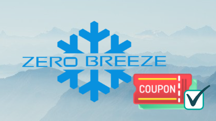 zero breeze discount