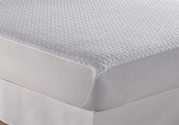 Aller-Free Tencel Knit Mattress Protector