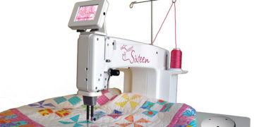 HQ Sweet Sixteen Long Arm Quilter