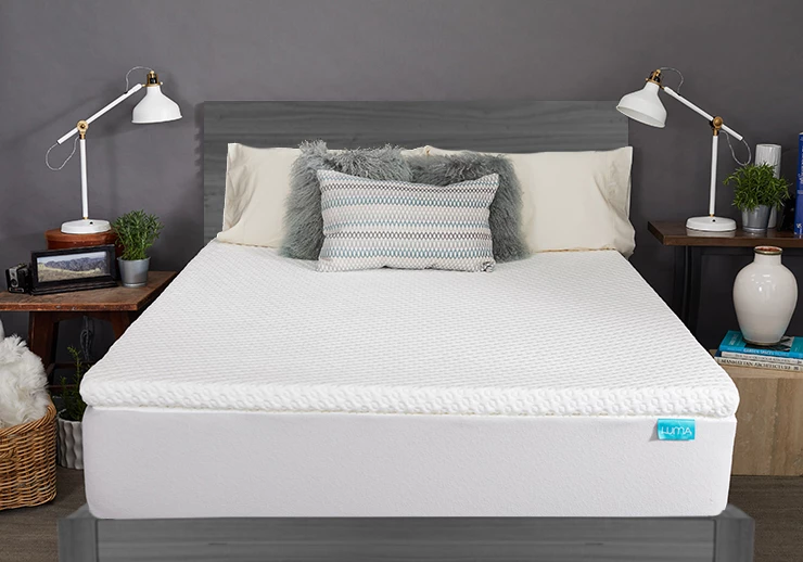 Natural Latex Hybrid Mattress