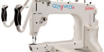 Q'nique Long Arm Quilting Machine