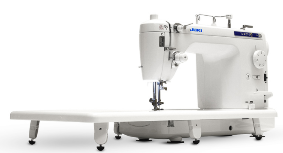 juki tl 2010q long arm quilting & sewing machine