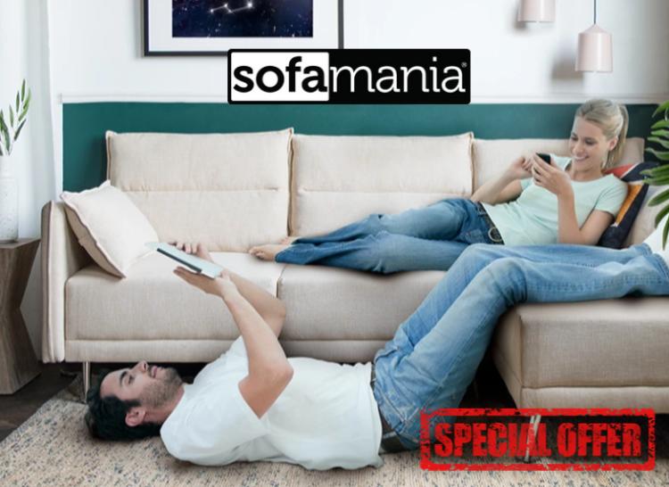 sofamania coupon