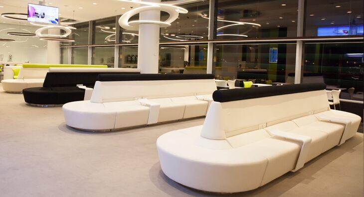 tap air portugal lounge