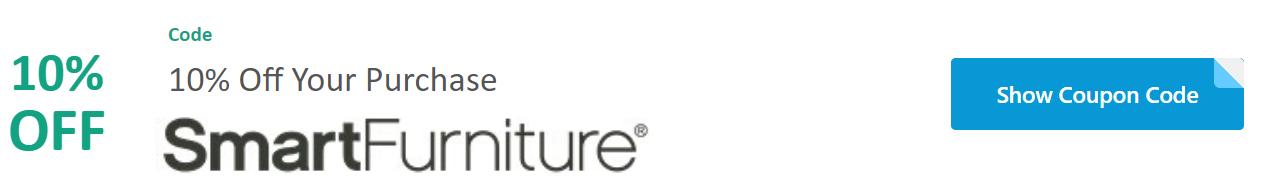 10% Off Smart Furniture Discount