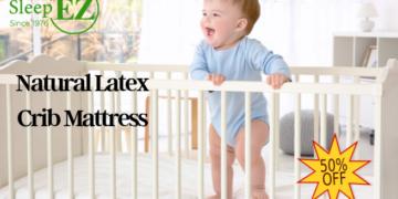 crib latex mattress