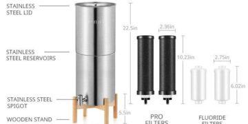Watens Water Filter