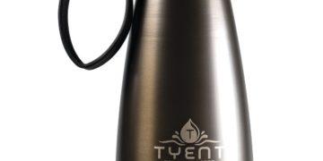 Tyent Contemporary Drinkware - 500ml Titanium