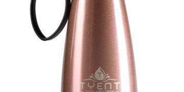 Tyent Contemporary Drinkware - 500ml Rose Gold