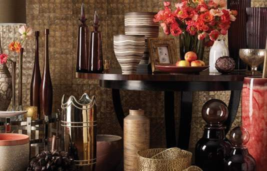 furniture and home decor accents