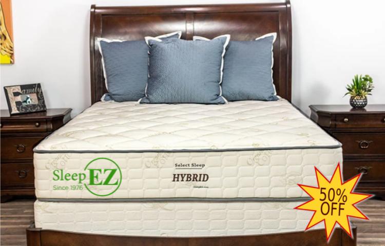 hybrid latex mattress