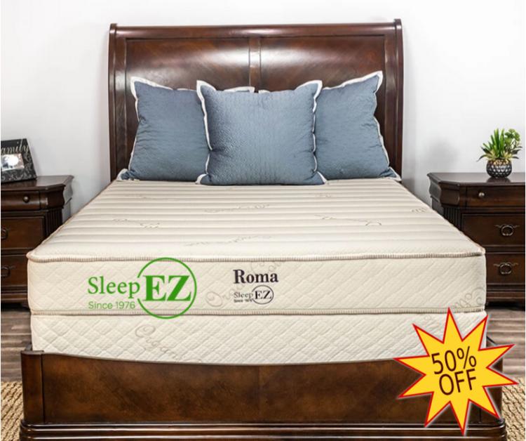 roma latex mattress