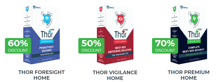 thor antivirus coupon