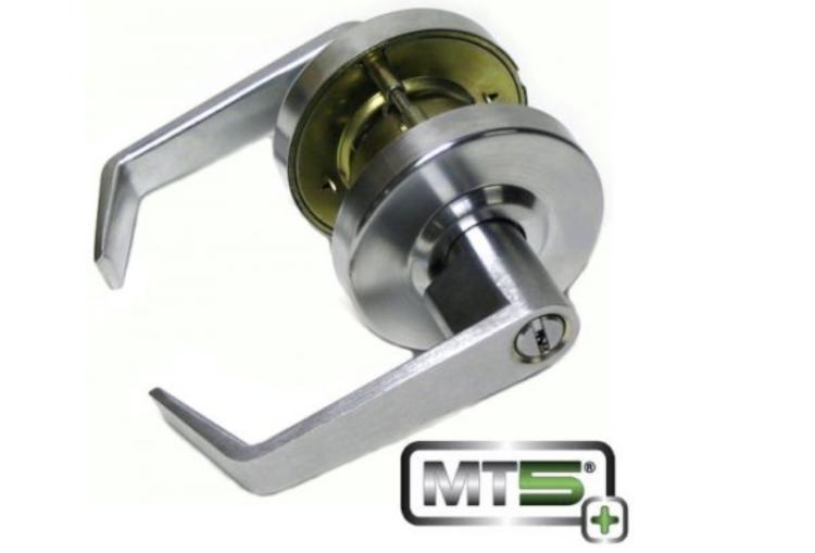 mul t lock mt5 lever grade 2 lockset