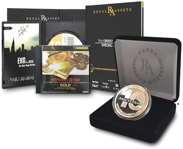 regal assets free gold kit
