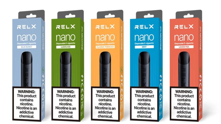 relx nano discount