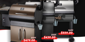 z grills coupon sitewide