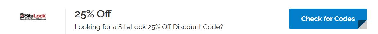 sitelock website security coupon