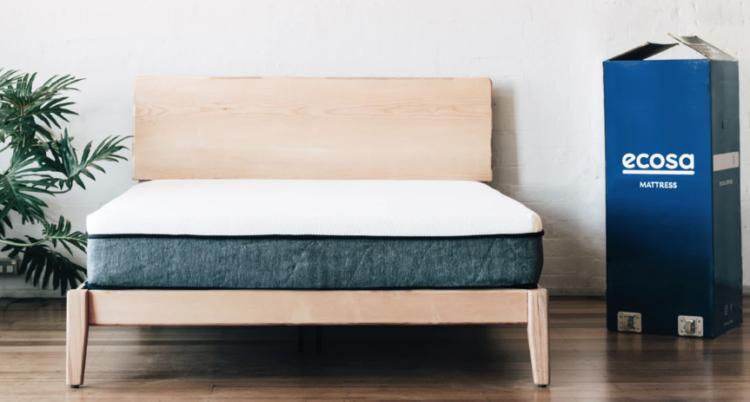 ecosa g7 memory foam mattress
