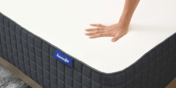 sweetnight gel memory foam mattress