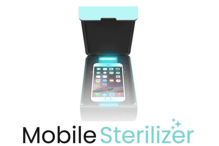 mobile sterilizer discount