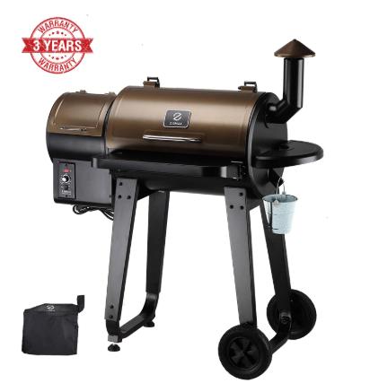 z grills 450a