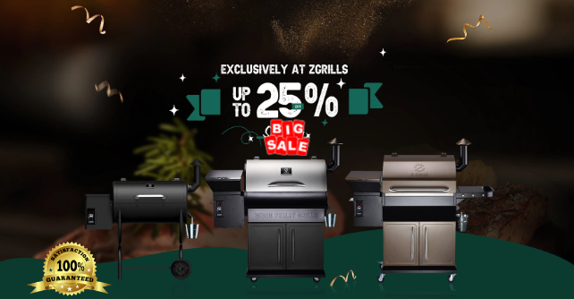 zgrills wood pellet grill and smoker discount