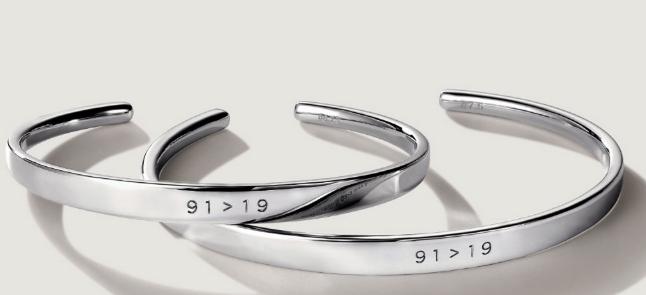 91 19 bracelet discount
