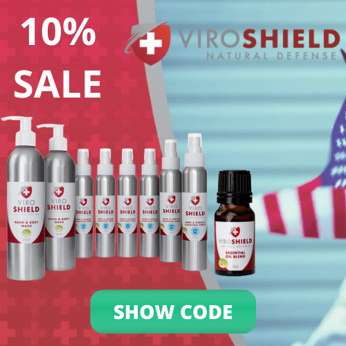 Viroshields coupon