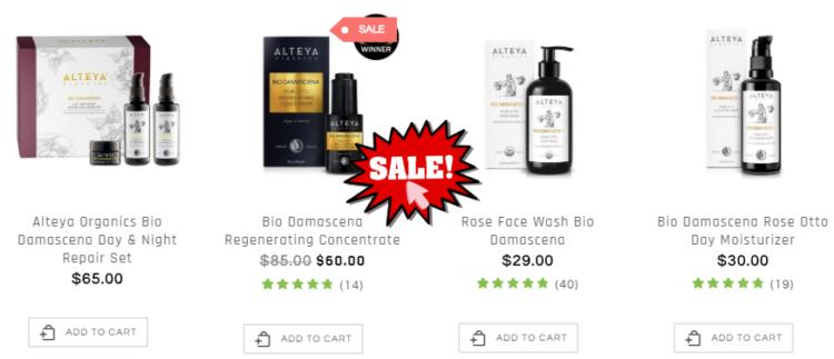bio damascena skin care