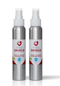 hand and surface cleansing spray