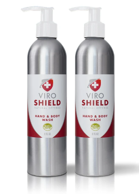 viroshield hand and body wash
