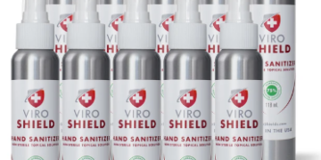 viroshield hand sanitizer