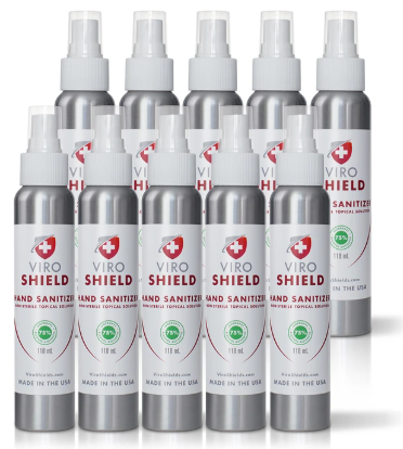 viroshield hand sanitizer