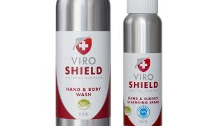 viroshield spray and wash bundle