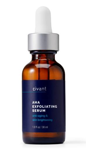 civant aha exfoliating serum