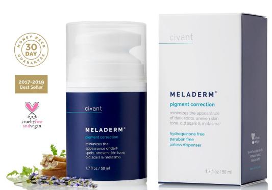 civant meladerm cream