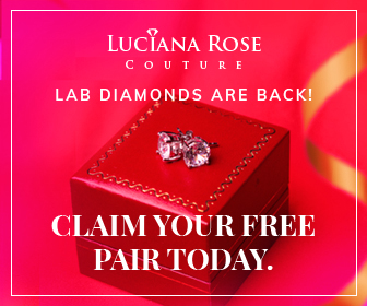 lulu rose couture free earrings