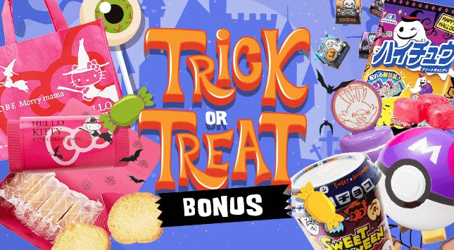 Tokyo Treat Bonus Snacks