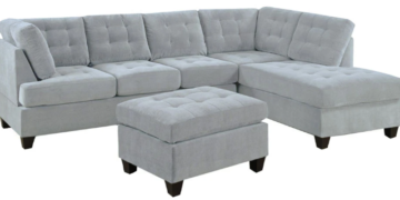 angolo 1 classic 3 piece sectional