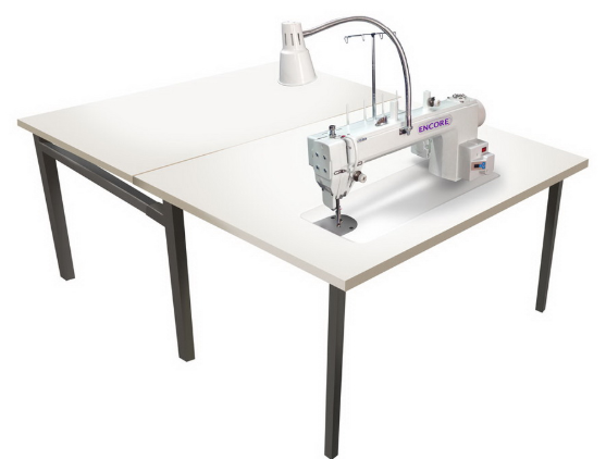 encore elite 18 sitdown long arm quilting machine