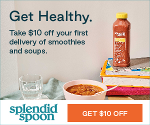 splendid spoon coupon code