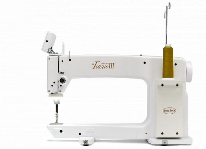 baby lock tiara 3 long arm machine