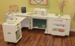 kangaroo kabinets aussie sewing cabinet white