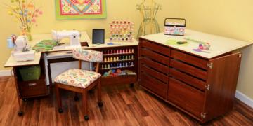 kangaroo kabinets wallaby ii sewing cabinet teak