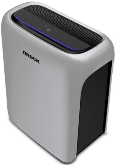 oreck air response hepa media air purifier