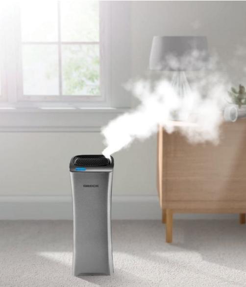 oreck wk15500b air refresh 2 in 1 hepa air purifier