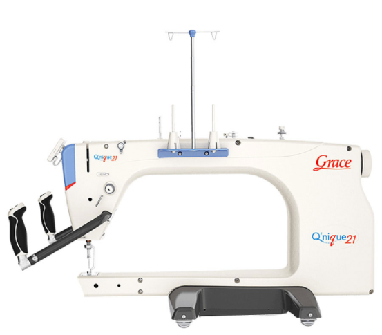 qnique 21 long arm quilting machine