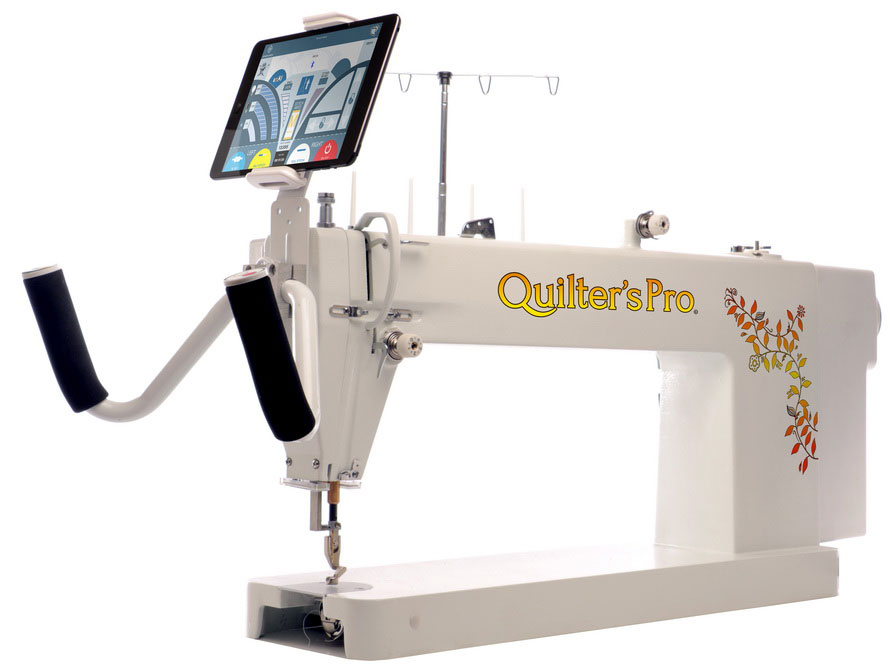 quilters pro long arm quilting machine
