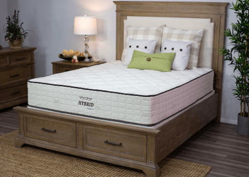 Sleep EZ Hybrid Mattress